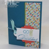 Graduation Card Ideas: Word Play stamp set