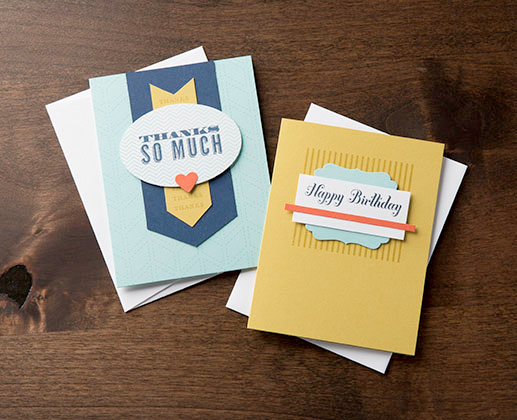 Ready. Set. Send. Handmade cards for sale