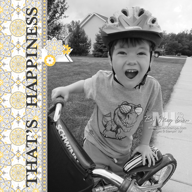 You're My Sunshine Digital Kit: learning to ride a bike