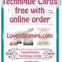 Free Stamp Set of the Month