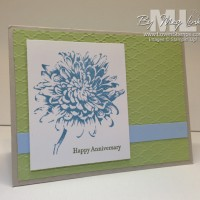 Blooming with Kindness: Happy Anniversary