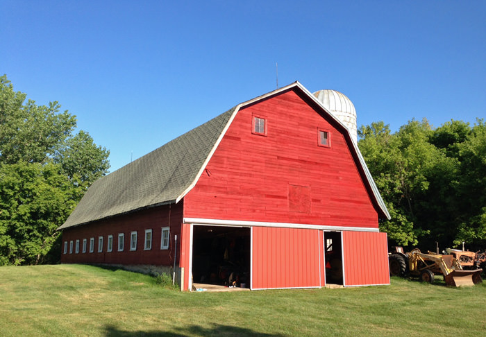 new-red-barn-with-fresh-paint