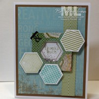 Six-Sided Sampler: A Shaker Card Tutorial