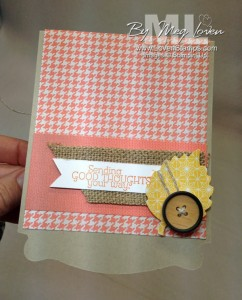 Pop N Cuts Birthday Card for a Guy - from LovenStamps