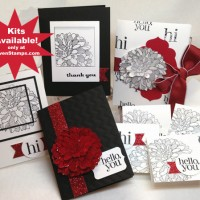 Sneak Peek: Regarding Dahlias Mail Club Kit