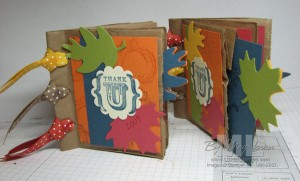 Paper Bag Books: Thankful Journal, Thanksgiving craft for kids and classrooms - by LovenStamps