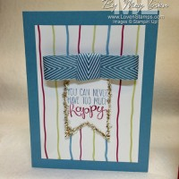 Super Stripes – Stampin' Write Markers
