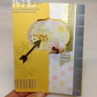 Flip Flop Cards – a how-to video for 3 panel cards