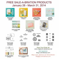 Want to get free stamps?