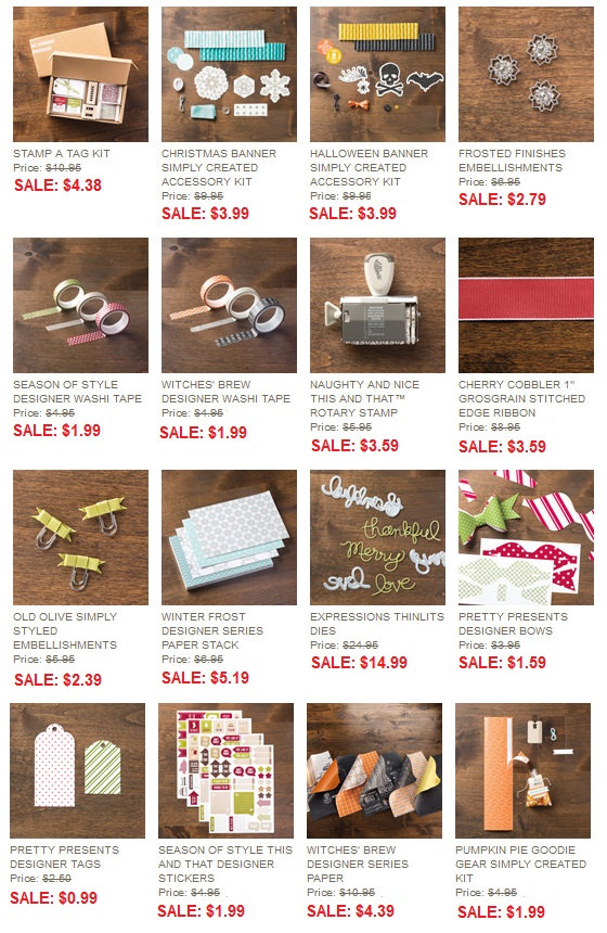 holiday-catalog-items-on-clearance-rack-lovenstamps