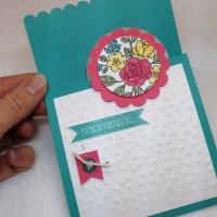So Very Grateful: Peek-A-Boo Trifold Cards!
