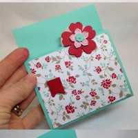 Peek-A-Boo Trifold Cards: Video Tutorial