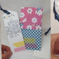 Fun Fold Idea: Double Pocket Card & Bookmarks