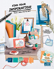2016-2017 new stampin up catalog cover art