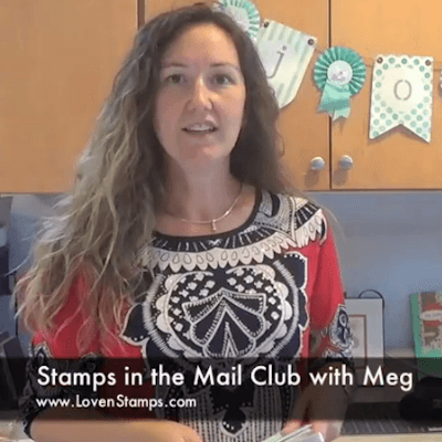 Watch and Learn Stamping