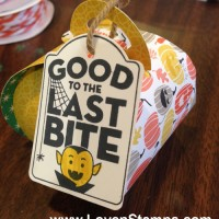 Good to the Last Bite: Simple Halloween Treat