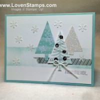 Stampin' Techniques 201: Faux Layering