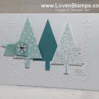 Reason #307 to Use Note Cards & Envelopes: Festival of Trees