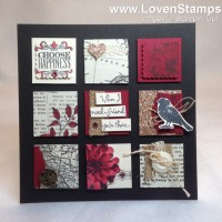 How to Upcycle Chipboard for Deco Art Frames