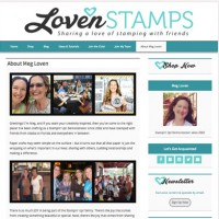 Meet Meg Loven, Crafting instructor and Stampin' Up! Demonstrator since 2002