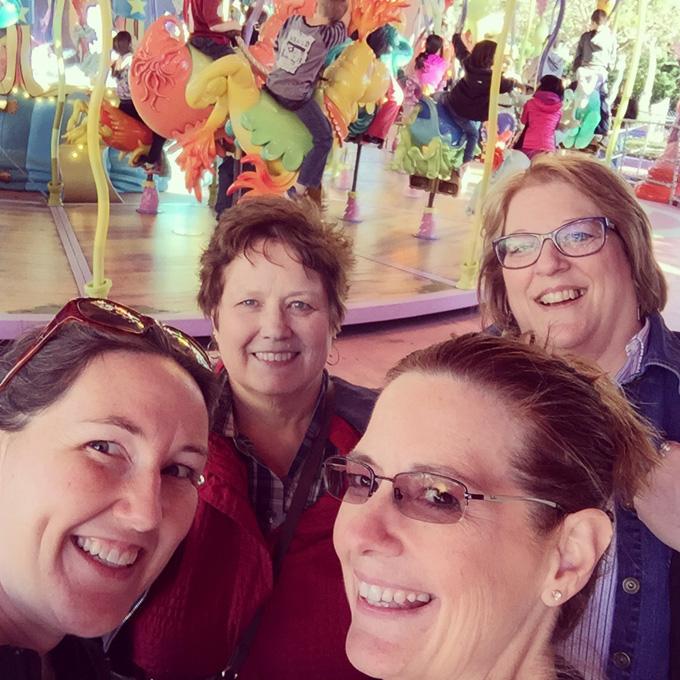 Caro-Seuss-el at Universal Studios Orlando - also fun for grown-ups