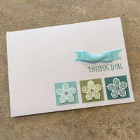 Sweet & Simple: Thank You Notes That Rock