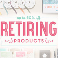 Retiring Stampin' Up! Products – Lists Posted Today