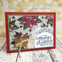 Reason for the Season: Make Your Own Designer Series Paper