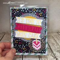 It's Clear!  How to Make A Window Sheet Card