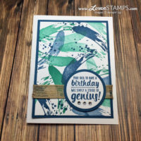 One Classic Stampin' Pad, Many Shades of Color