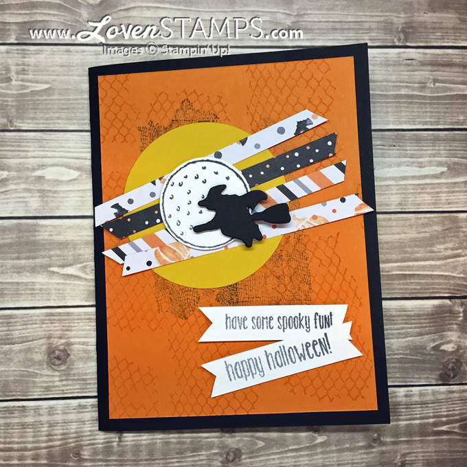 LovenStamps: Ghoulish Grunge and the Spooky Fun Bundle (with stamps and Halloween Scenes Edgelits Dies
