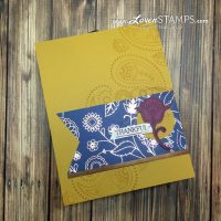 3 Ways to Add the Hottest New Metallic To Your Card Design