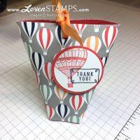 Love Notes: An Even EASIER Square Bottom Box Bag Technique