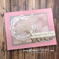 Dragonfly Dreams: Tricks with the New Lace Doilies