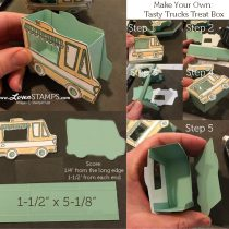 Finally! Directions for the Tasty Trucks Treat Box!