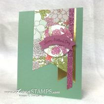 Oh So Succulent: Mother's Day Banner Card