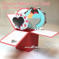 Pop-Up Box Card Tutorial: Made Simple With Cool Treats