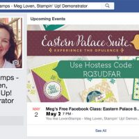 Meg's Free Facebook Class: Eastern Palace Suite