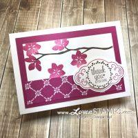 Add To Your Wish List: Fresh Florals Designer Series Paper