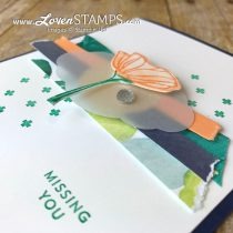 Simple Stamping Cards: Center Stage