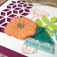 Stamping Trend Alert: Die Cut Silhouette Backgrounds with Eclectic Layers