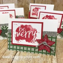 Try Your Hand at Clean and Simple Stamping with Every Good Wish