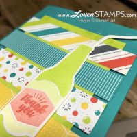 Bubbling Over: Fun New Occasions Catalog Suite from Stampin' Up!