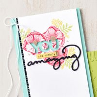 Stamping Outside the Box: Amazing Ideas for Die Cuts