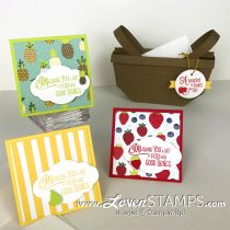 Make Your Own Picnic Basket Card Set – Perfect Mini Card Gift