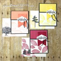 Top Designer Series Paper Layout: Tag Front Cards