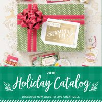 Stampin' Alert: Several Stampin' Up! Holiday Catalog Items are Selling Out