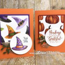 Toil & Trouble: Make It My Way Cards for Fall