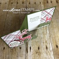 Fancy Folds Made Simple: Double Z Fold Card Tutorial with Dashing Deer