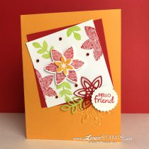 Bring on the BRIGHT: Happiness Surrounds Special Limited-Time Stamp Set